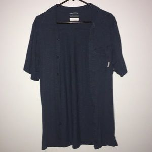 Columbia Omni-Wick Button up short sleeve